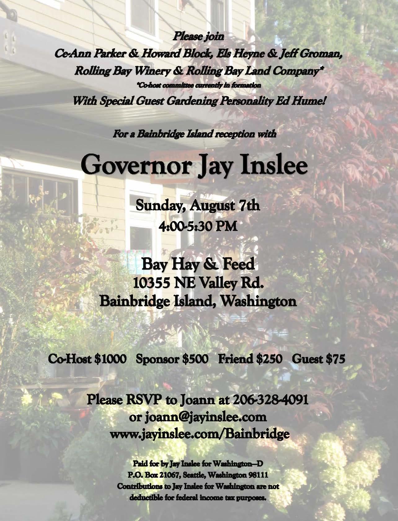 Bainbridge Invite BAY HAY